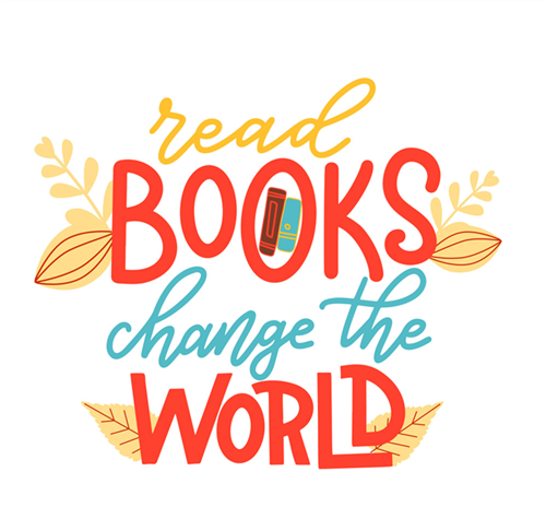 read books change the world