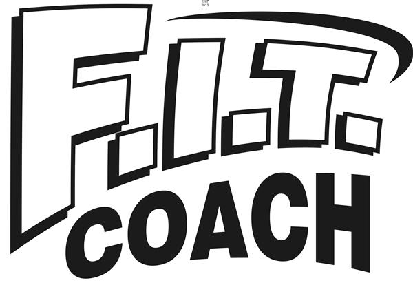 FIT COACH LOGO