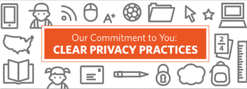 CLEAR PRIVACY PRACTICES
