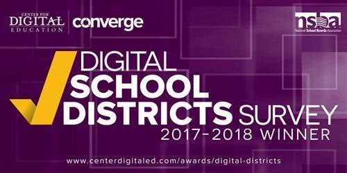 Digital School District Survey Winner